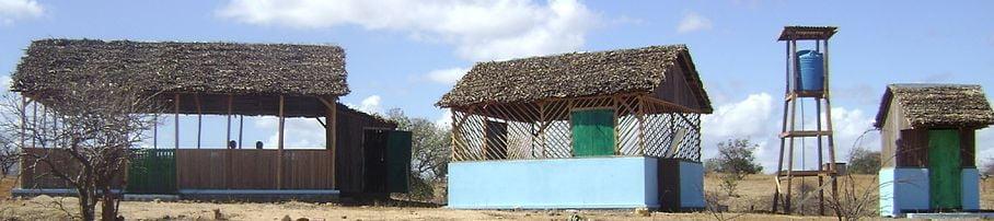 he recently established (2015) community livelihood enterprise, a womens tourist restaurant